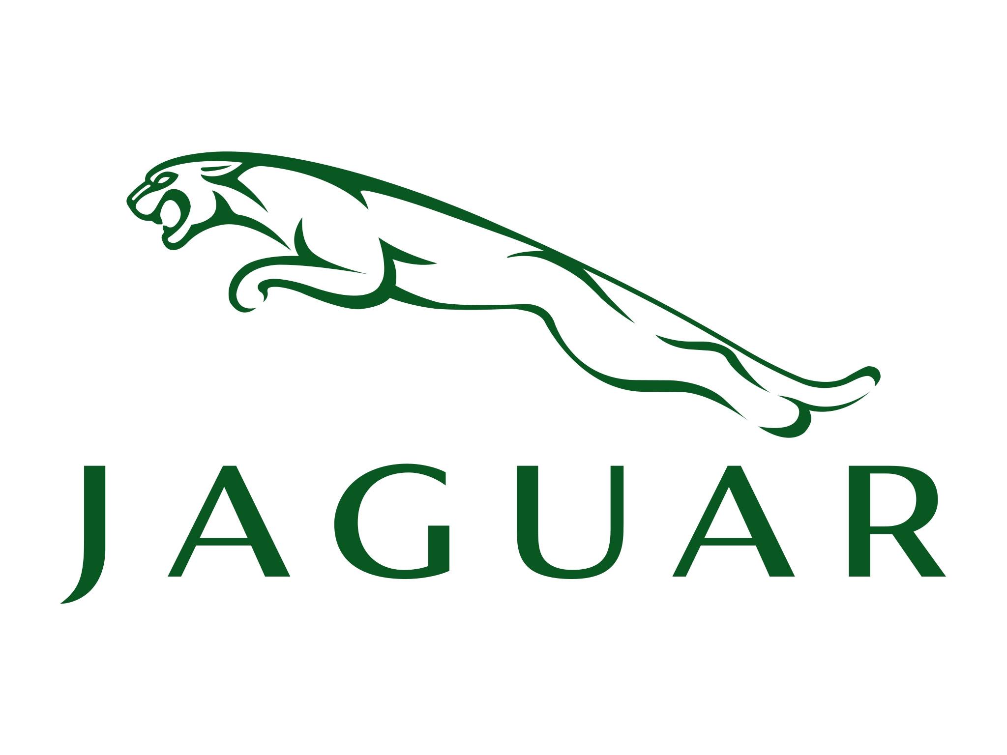 Jaguar car symbol